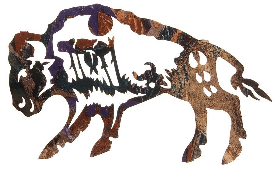 Buffalo Wall Art www.rusticeditions.com