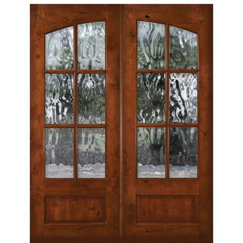 Tdl Ka 6 Lite Double 80 Double Doors Exterior Exterior Doors With Glass Exterior Doors