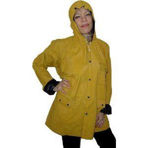 schicker xl damen herren pvc regenmantel regenjacke mit wendefunktion gelb blau. Black Bedroom Furniture Sets. Home Design Ideas