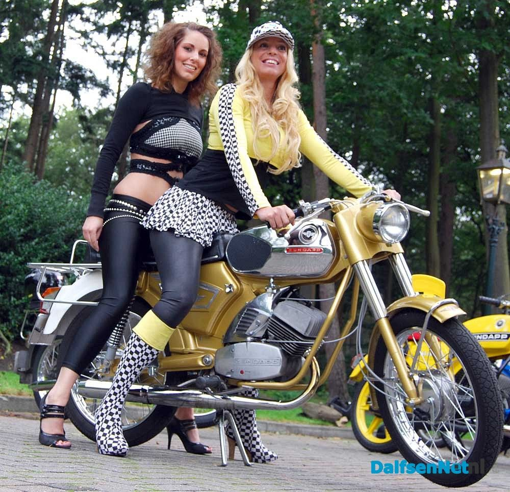 Zundapp Brommers Meisjes Motor