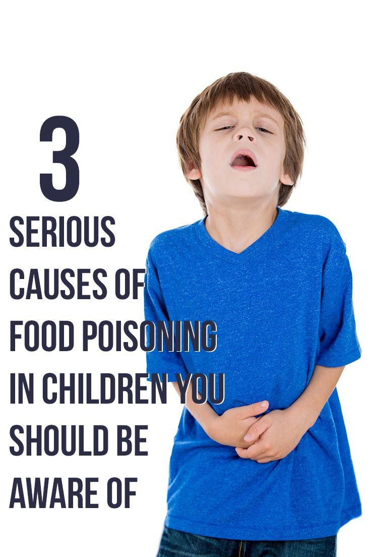 Food Poisoning In Children Causes Symptoms And Treatment