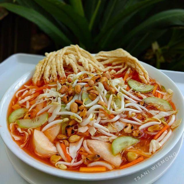 Resep Asinan Sayur Bogor Cara Lezat Makan Sayur Fazaira In 2020 Diy Food Recipes Cooking Recipes Food
