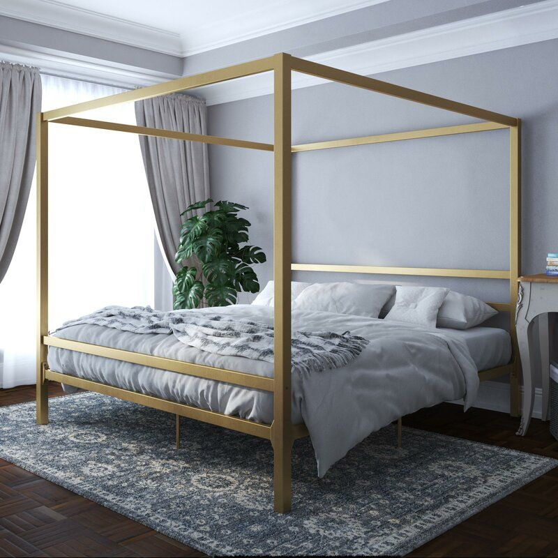Dubay Canopy Bed Modern Canopy Bed Canopy Bed Frame Metal Canopy Bed