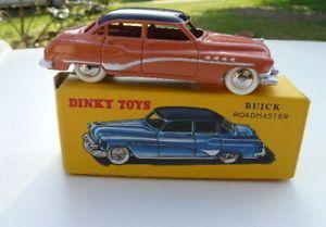Dinky Toys boîte repro 24V buick roadmaster