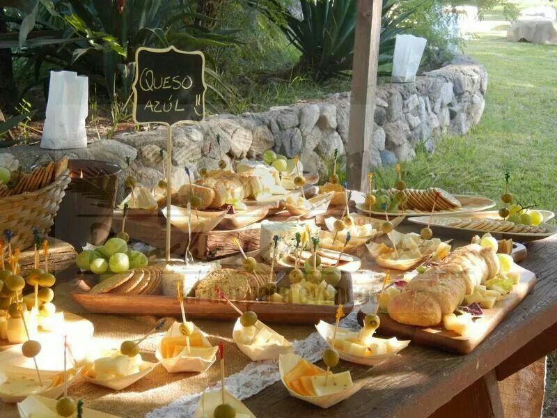 Mesa pan y quesos bodas pinterest decoracion mesas - Mesa de quesos para bodas ...