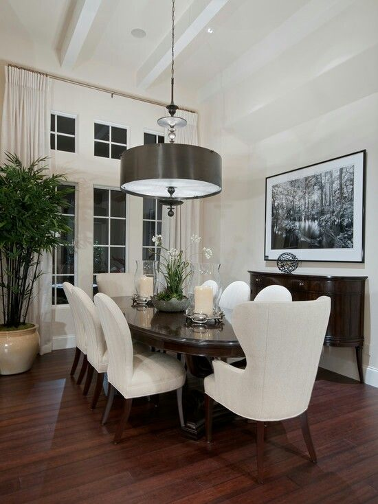 Houzz Has Wonderful Ideas For Home Improvement Decor And Design Download White Dining RoomsElegant
