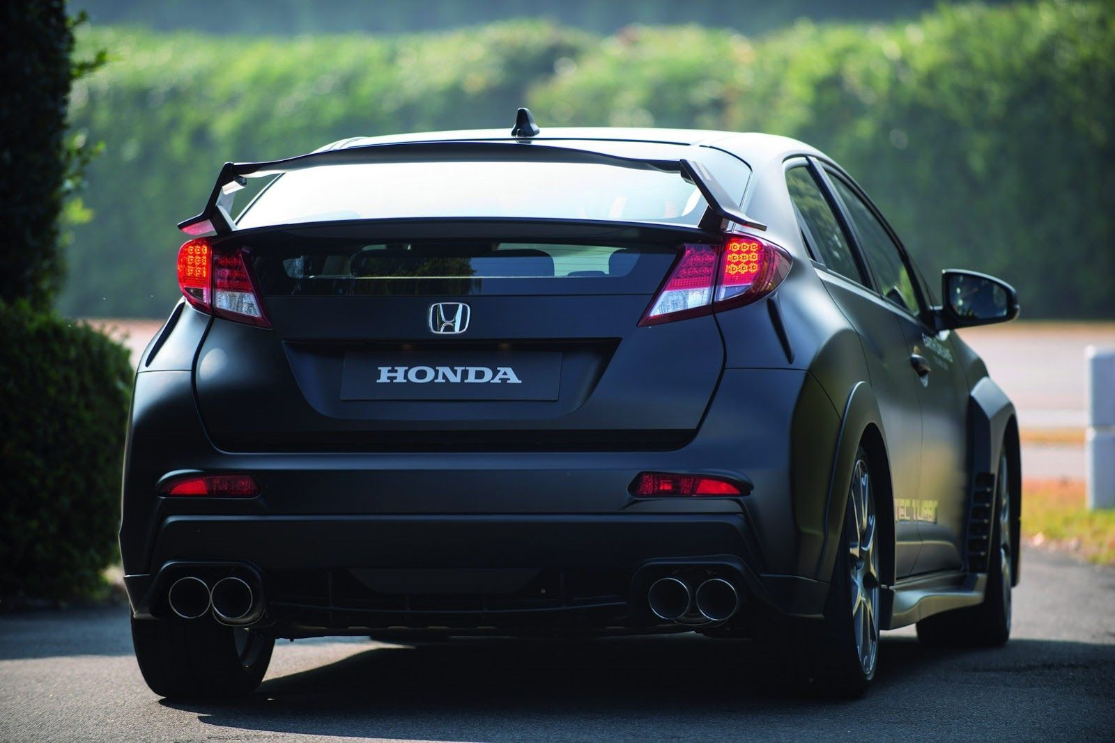 2015 Honda Civic Type R (European Model)