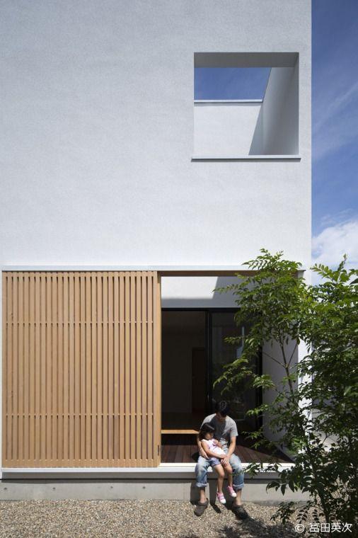 cube×CUBE 中庭と庭|HouseNote(ハウスノート)
