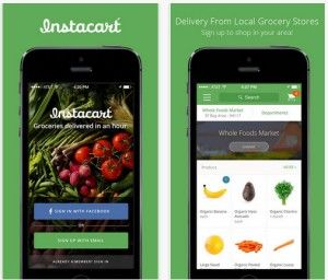 Instacart inks deal with Whole Foods for instore pickup