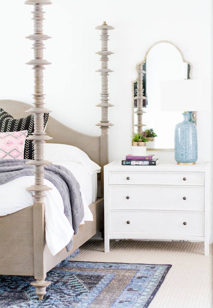 Get The Look: Spanish Colonial Bedroom