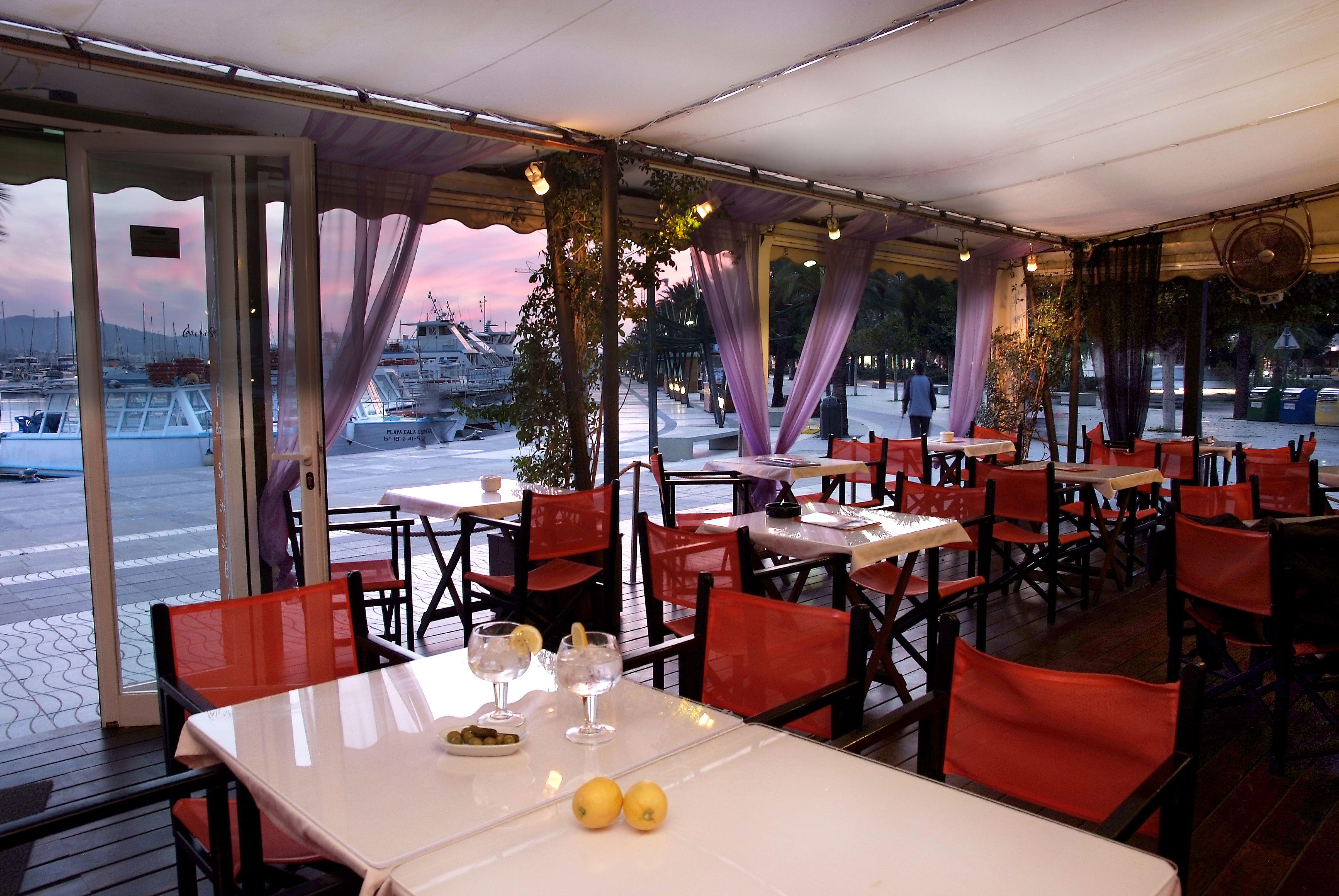 Café del Sol, Ibiza