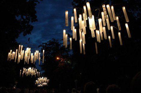 Wela, Light installation on ArtStack #wela #art
