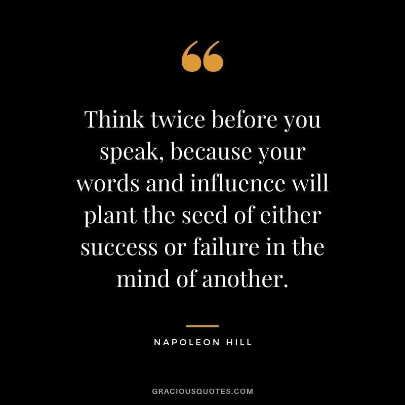 77 Napoleon Hill Quotes (THINK & GROW RICH)