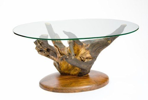 Tree Root Table | Coffee Table | Rustic Living | The Wood Cycle Of WI |
