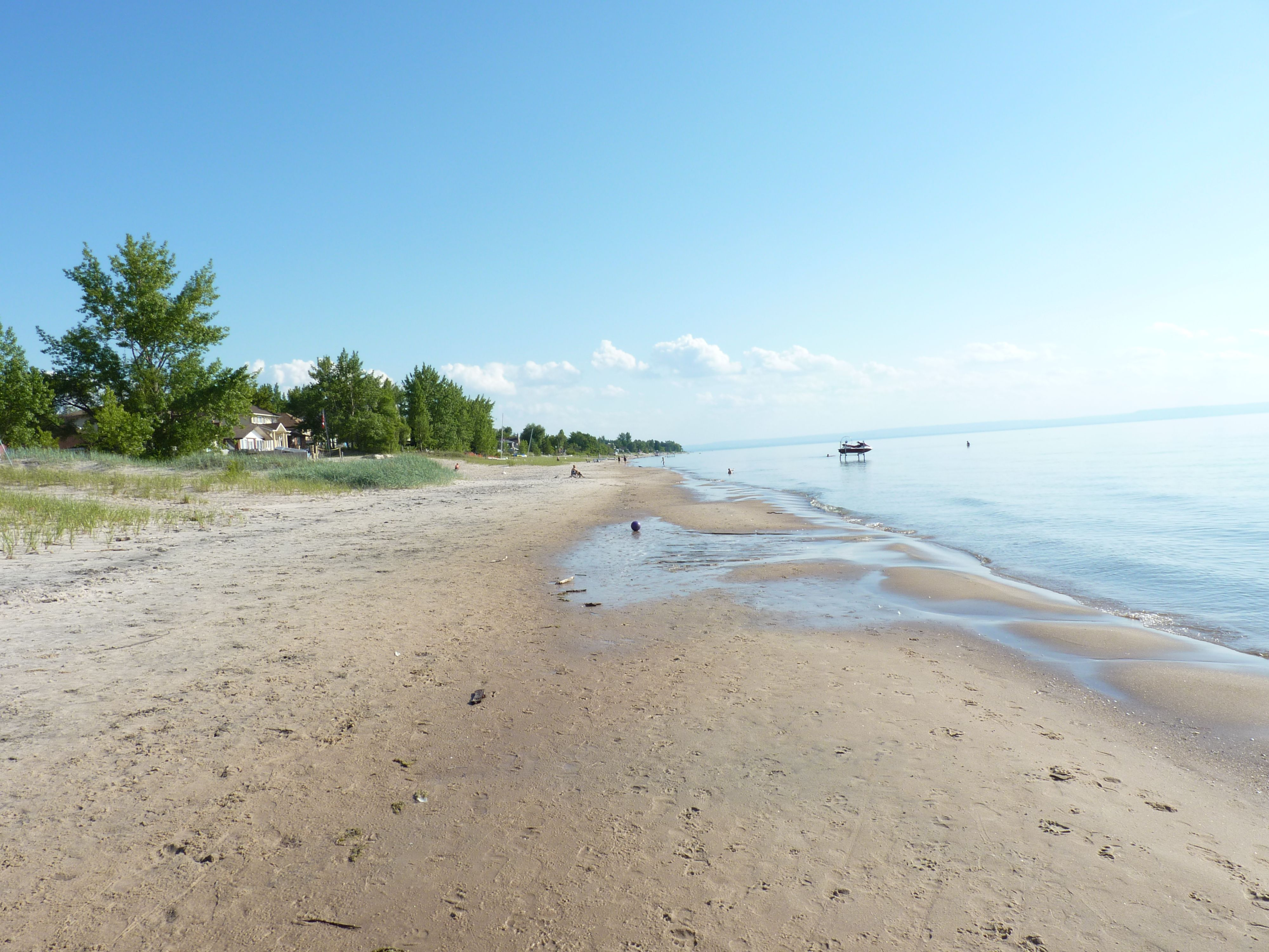 other beach font links tree cottage logo rentals ontario cottages wasaga wht cardo