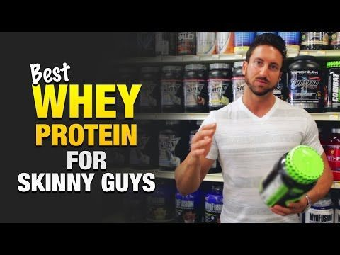 7b713cdd9dc Best Whey Protein For Skinny Guys To Build Muscle (My Top 3 Choices) -  YouTube