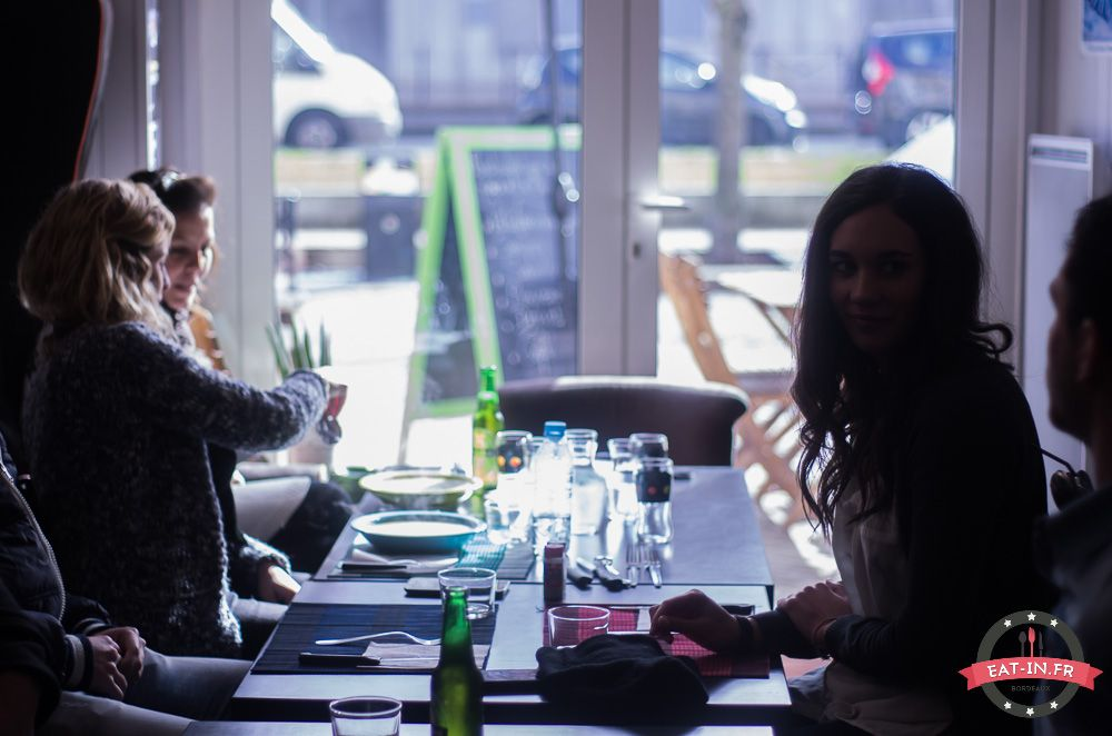 #Le105 #Restaurant #Bordeaux