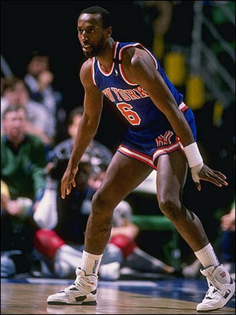 Madison Square Garden - Bulls vs. NY January 20th, 1990.  Trent Tucker rule is born. Hits a game winning shot with .1s left!