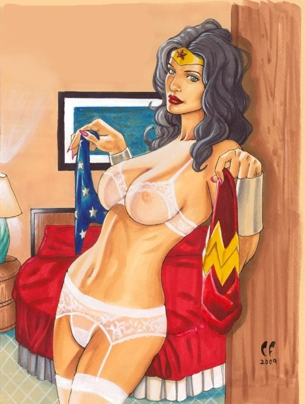 Wonder women erotic