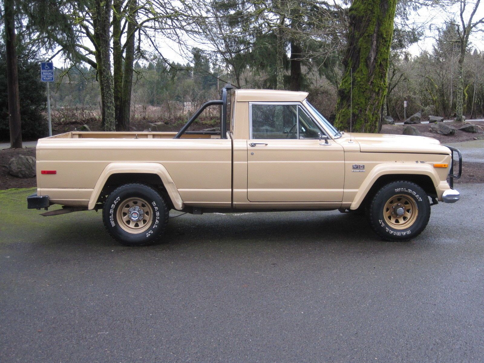 hight resolution of  78 jeep j10 golden eagle
