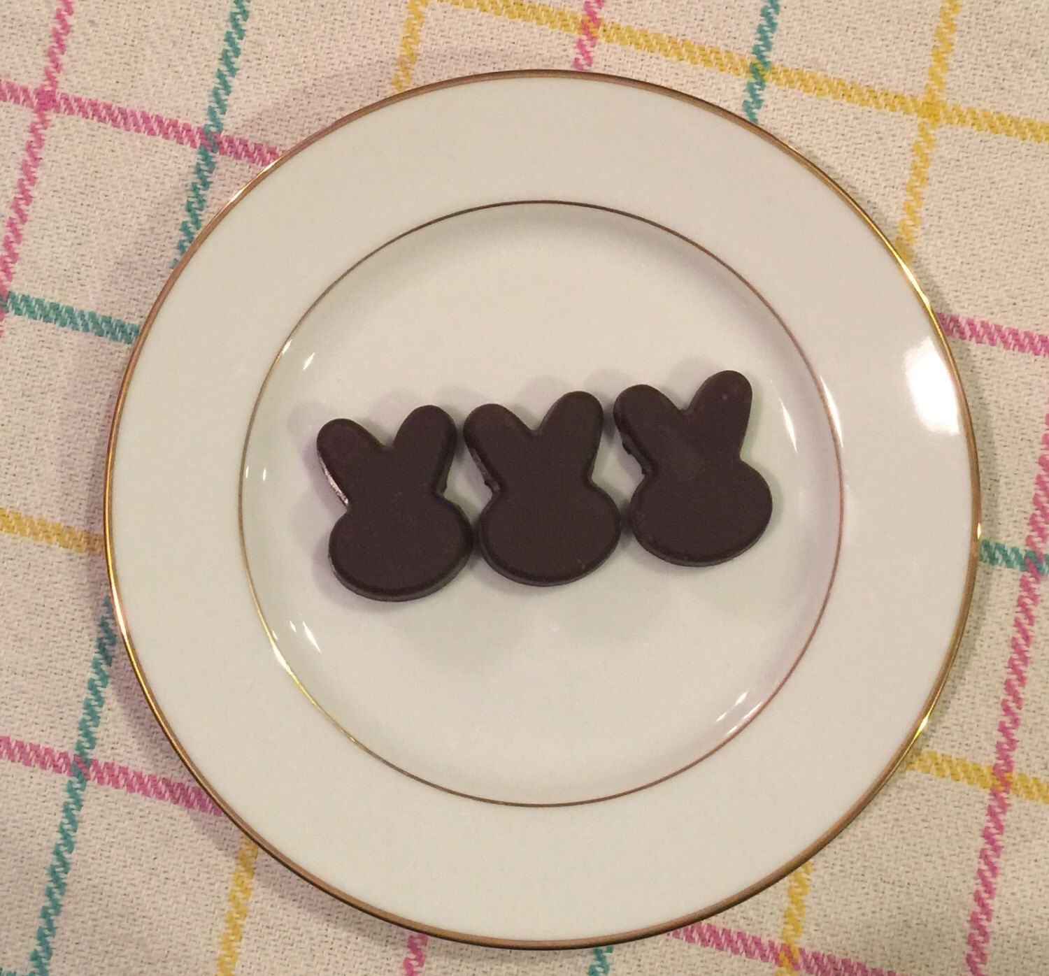 Chocolate bunny candy bunny easter candy allergy