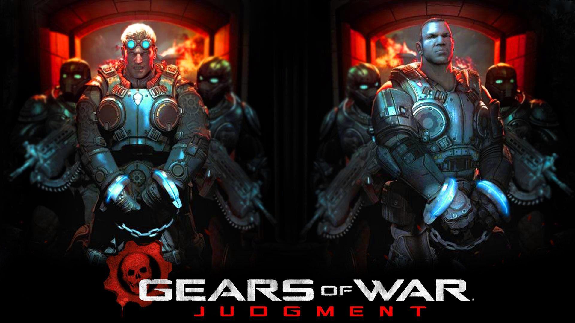 Gears Of War Judgment Wallpaper Desktop 225 KB