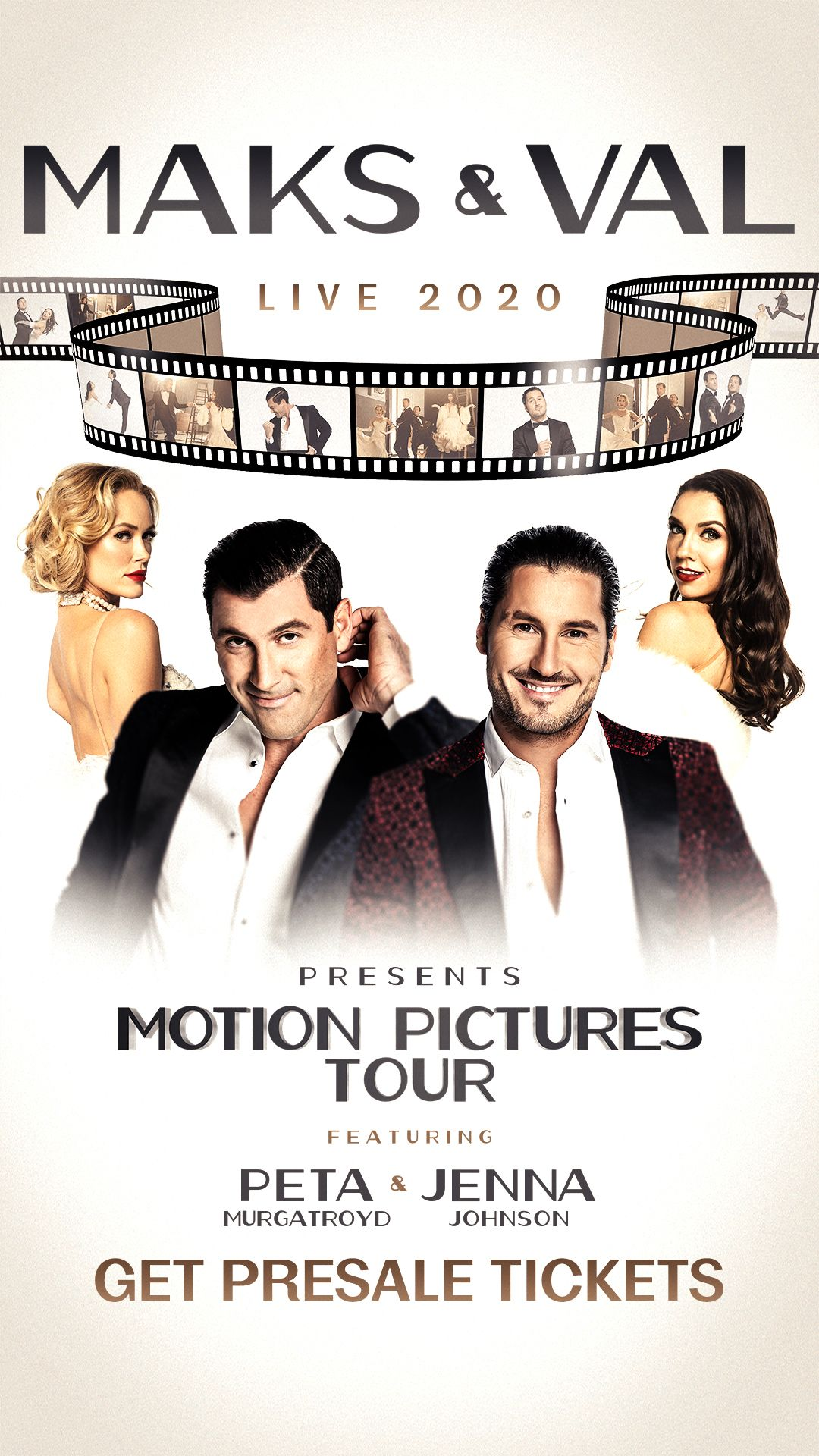 See Maks Val Live Dancing With The Stars Get Tickets Val