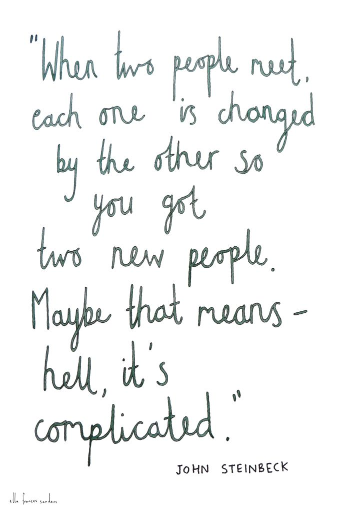 Two People Quotes