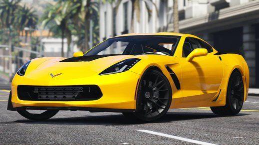 2016 Chevrolet Corvette C7 Z06 Add On Chevrolet Corvette C7 Chevrolet Corvette C7
