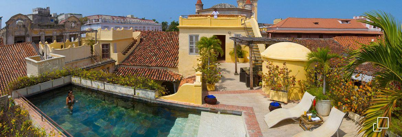 Casa Pombo | Apartamento Histórico Cartagena