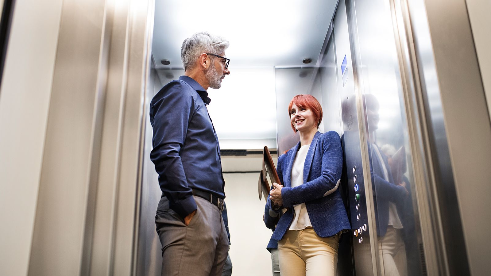 Update To Your Brand Ed Elevator Pitch
