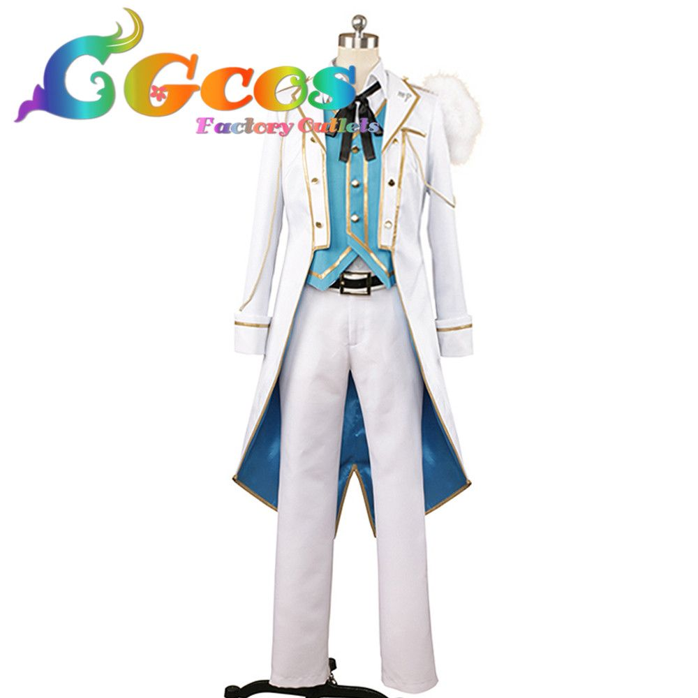 CGCOS Free Shipping Cosplay Costume Idolish  Tamaki Yotsuba Uniform
