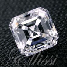 Asscher Cut Diamonds. See more here: http://www.ellissi.com/products-page/diamond-types/ #diamonds #wedding #jewellery