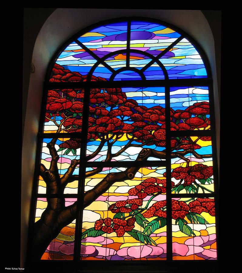 Stained Glass Window Photograph - Stained Glass Window Fine Art ...