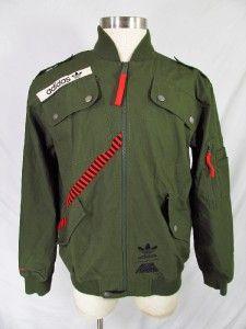 Adidas Star Wars Han Solo Flight Jacket Millenium Falcon