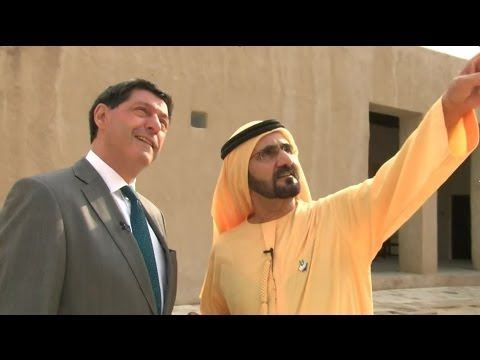 Sheikh Mohammed (FULL) exclusive - BBC NEWS - YouTube