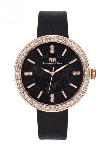 1cf063408 Dámske analógové hodinky 10010099   doplnky   Watches, All black a ...
