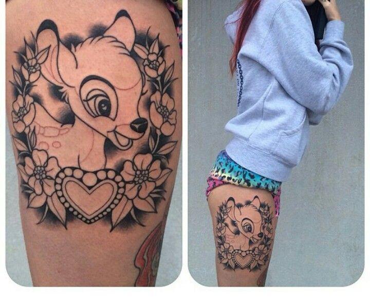 Bambi tattoo bedeutung