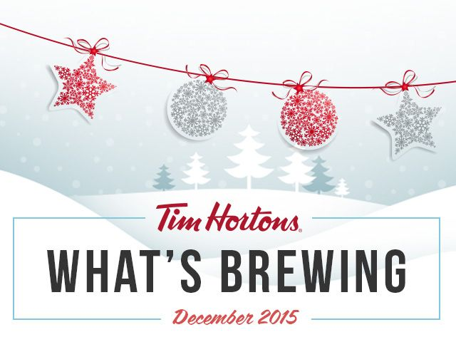 Get into the holiday spirit with the December edition of What's Brewing. There are so many holiday baked goods and beverages to choose from!
