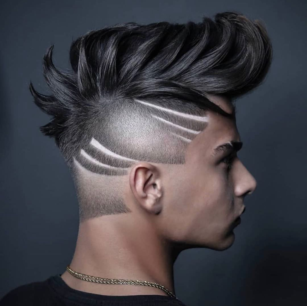 Thebarberposteurope Presents To You Abbas Ahmadifard With This Cool Style Tag A Friend Who D L Cool Hairstyles Haircuts For Men Mens Hairstyles