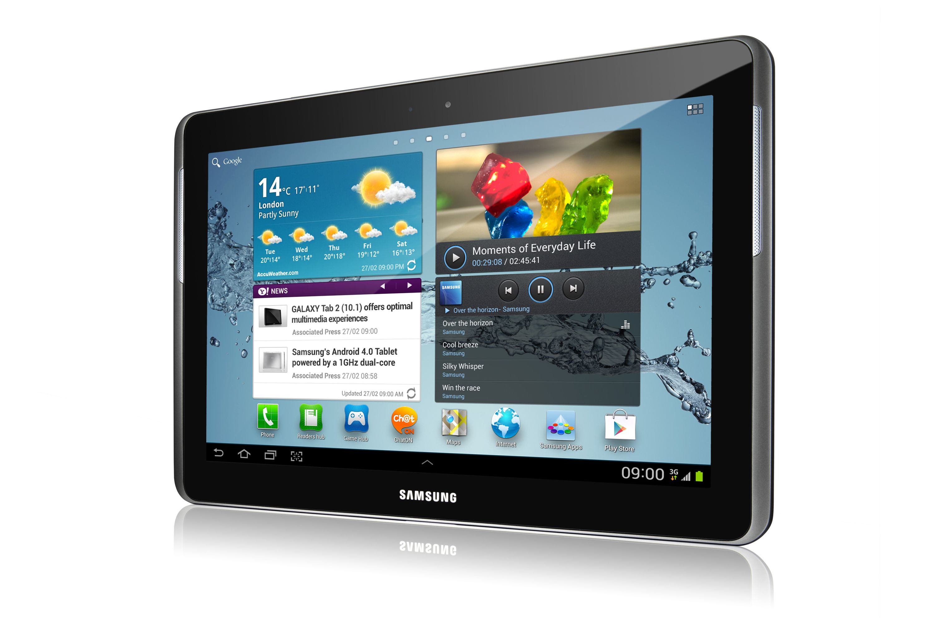 Update Android 4.4.4 Kitkat On Samsung Galaxy Tab 2 10.1 P5100 ...