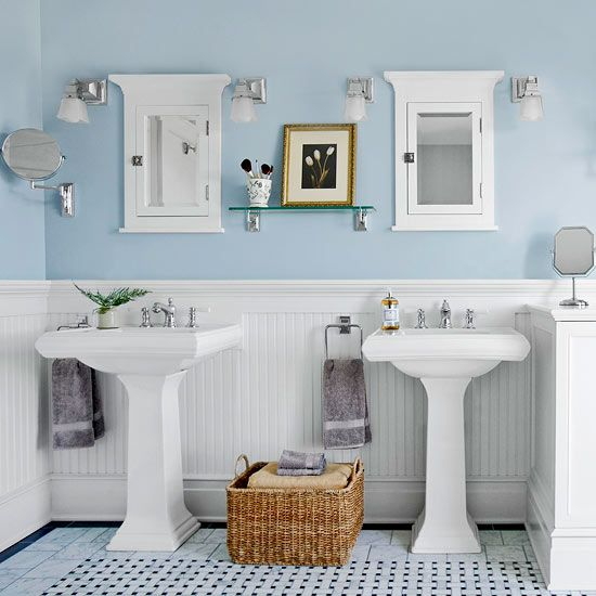 Photo of Create a Cottage-Style Bathroom