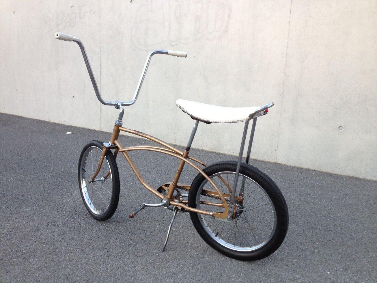 1965 Lime Schwinn Stingray Bike Vintage Muscle Bicycle Luxlow