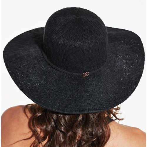 d160036a49fea5 Simplicity meets style in the CALIA™ by Carrie Underwood Wide Brim Floppy  Hat. Constructed of 100% acrylic fabric, shield your eyes from the sun in  this ...