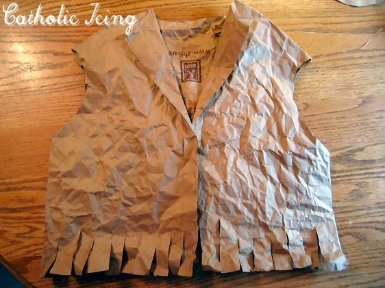 How to make paper bag native american vests investment composition and international business cycles backus