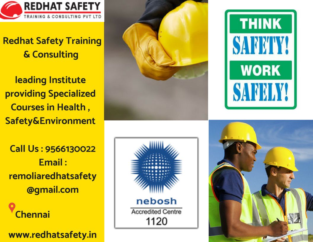 Nebosh courses in chennai safety courses occupational