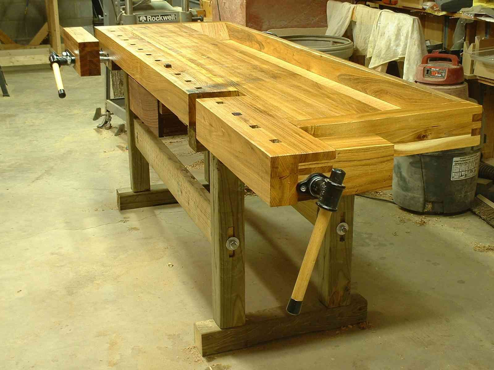 workbench ideas - bing images | for the home workshop