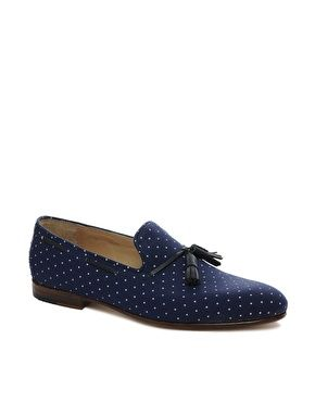 ac3852c3e76 House of Hounds Polka Dot Dress Slippers