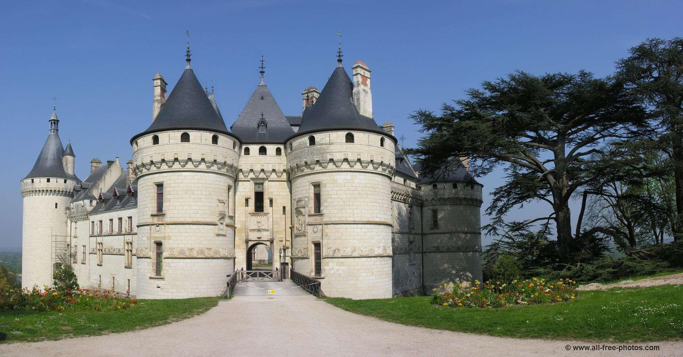 Château de Chaumont sur Loire - France