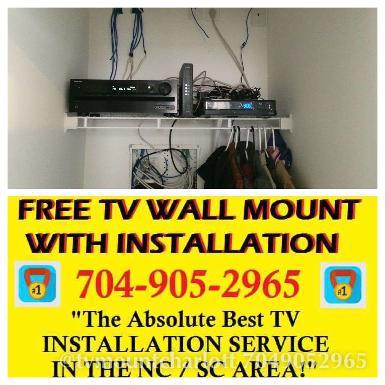 We Are The Infamous Infinite Designs Home Theater Pros Charlotte Tv Internet Wiring Design Mounting And Office Network Installers Include A Free Tilting